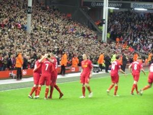 Liverpool F.C. game