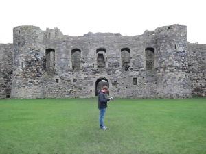 Caernarfon Castle, England