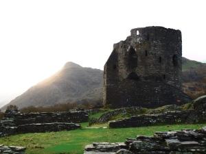 Welsh castleLlanberis, Wales
