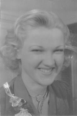 June Allen Swan