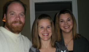 Eric, Jess, Kate